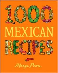 Picture of 1,000 Mexican Recipes by Marge Poore&nbsp;- Item No.&nbsp;50038