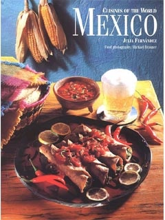 Picture of Cuisines of the World: Mexico by Julia Fernandez&nbsp;- Item No.&nbsp;50039