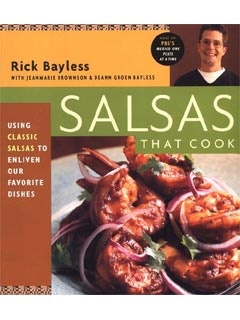 Picture of Salsas That Cook by Rick Bayless - Item No. 50040