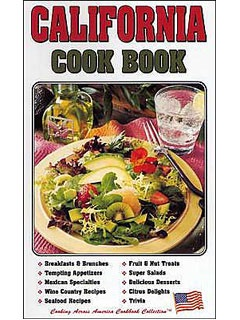 Picture of California Cook Book (Cooking Across America Cookbook Collections) - Item No. 50042