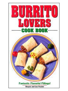 Picture of Burrito Lovers Mexican CookBook&nbsp;- Item No.&nbsp;50044