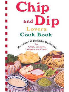 Picture of Chip and Dip Lovers Cook Book by Susan K. Bollin&nbsp;- Item No.&nbsp;50047