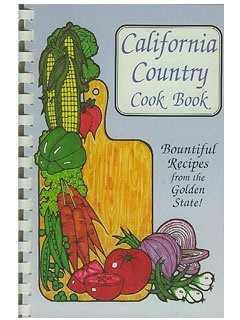Picture of California Country Cook Book - Item No. 50050