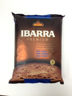 Picture of Ibarra Premium Mexican Chocolate (Foodservice Size) 5 lbs - Item No. 501014-300849