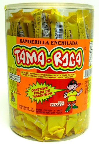 Picture of Tama Roca Banderilla Enchilada 42.3 oz 30 pieces - Item No. 501607-500090