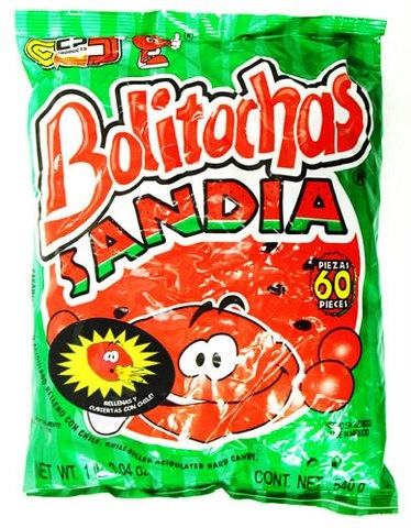 Picture of Bolitochas Sandia (19.04 oz.) 60 pieces - Item No. 502225-962512
