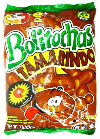 Picture of Bolitochas Tamarindo (19.04 oz.) 60 pieces&nbsp;- Item No.&nbsp;502225-962550