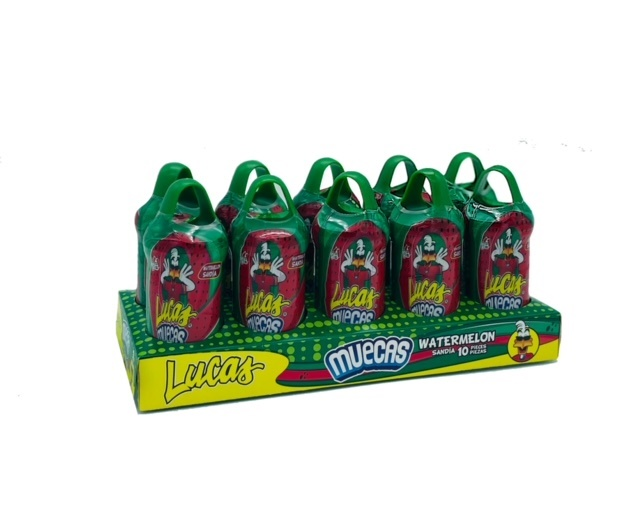 Picture of Lucas Muecas Watermelon 10 ct unit - Item No. 502226-812328