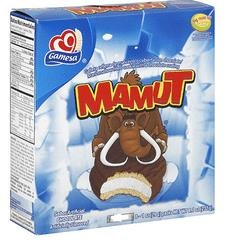 Picture of Gamesa Mamut Chocolate Covered Marshmallow Cookies - 8.5 oz&nbsp;- Item No.&nbsp;5028