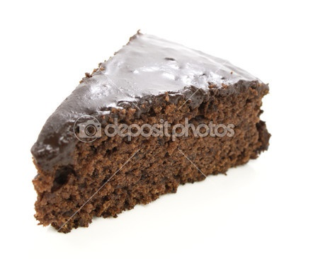 Picture of Mexican Chocolate Cake - Pastel de Chocolate Recipe- Item No.503-pastel-de-chocolate-mexicano