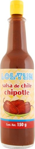 Picture of Lol Tun Chipotle Hot Sauce 5 oz - Item No. 503000-208399