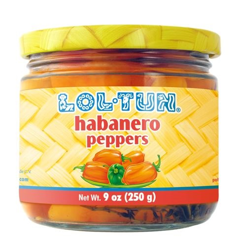 Picture of Lol Tun Habanero Peppers 9 oz&nbsp;- Item No.&nbsp;503000-208511