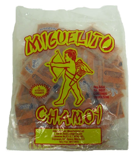 Picture of Miguelito Chamoy Powder 100 pieces - Item No. 503001-189079