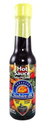 Picture of Green Habanero Hot Sauce by Subin-Ik - Item No. 503012-873004