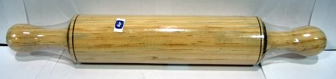 Picture of Rodillo de Madera Grande / Wooden Rolling Pin - Item No. 50409-87179
