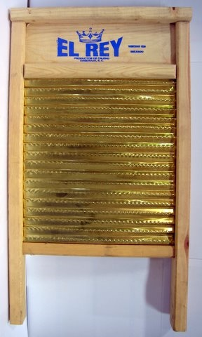 Picture of Lavadero de Lamina - Grande / Washboard Large - Item No. 50409-87190