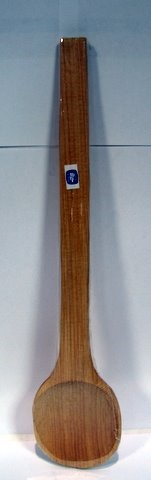 "Picture of Cuchara de Madera Mediana #2 / Wooden Spoon Medium #2 - 14"" Long - Item No. 50409-87270"