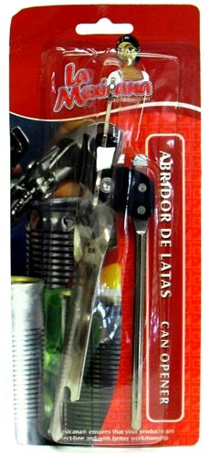 Picture of Can Opener - Abrelatas 1 unit&nbsp;- Item No.&nbsp;50409-89564