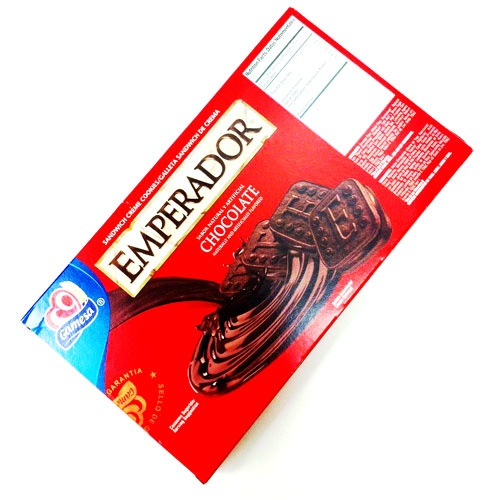 Picture of Gamesa Fudge Emperador Chocolate Cookies 14.3 oz. - Item No. 5076