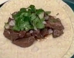 Picture of Carne Asada Tacos Mexican Recipe - Item No. 510-tuna-salad-stuffed