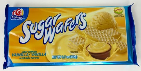 Picture of Gamesa Vanilla Wafers 7 oz. - Item No. 5136