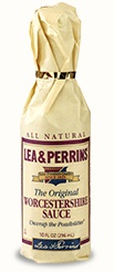 Picture of Lea & Perrins Worcestershire Sauce - Item No. 51600-00001
