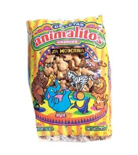 Picture of Animalitos - Gamesa Animalitos Cookies 17.6 oz.&nbsp;- Item No.&nbsp;5171