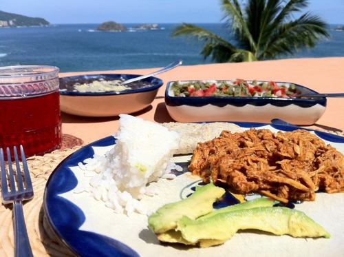 Picture of Cochinita Pibil - Item No. 520-cochinita-pibil