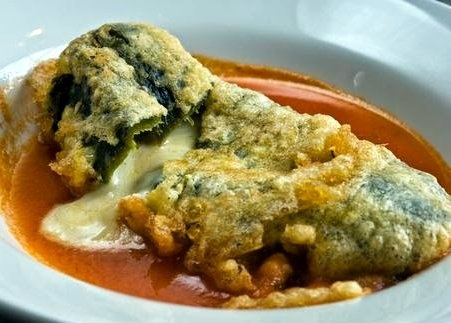 Picture of Killer Chiles Rellenos - Mexican Recipe - Item No. 534-killer-chiles-rellenos