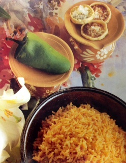 Picture of Arroz a la Mexicana - Mexican Rice - Item No. 536-arroz-a-la-mexicana-mexican-rice