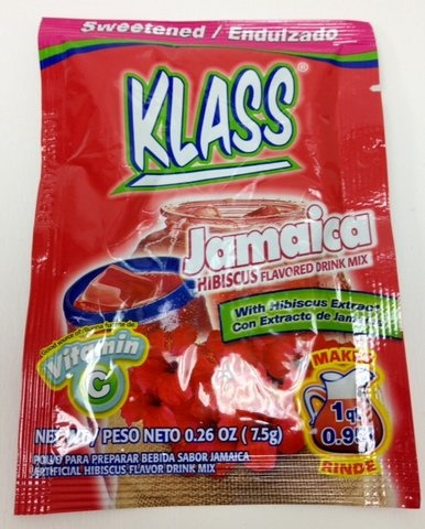 Picture of Klass Sweetened Hibiscus Drink Mix (Pack of 3) - Item No. 54177-50165