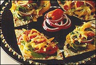 Picture of Pizza Primavera Recipe - Item No. 55-grilled-pizza-pimavera