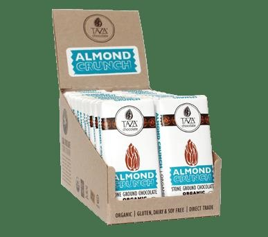 Picture of Tazitos Chocolate Almond Crunch (0.85 oz) Pack of 5 - Item No. 56072-00411