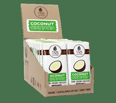 Picture of Tazitos Chocolate Coconut Crunch (0.85 oz) Pack of 5 - Item No. 56072-00412