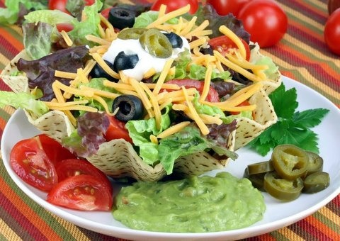 Picture of Fiesta Salad - Item No. 567-fiesta-salad