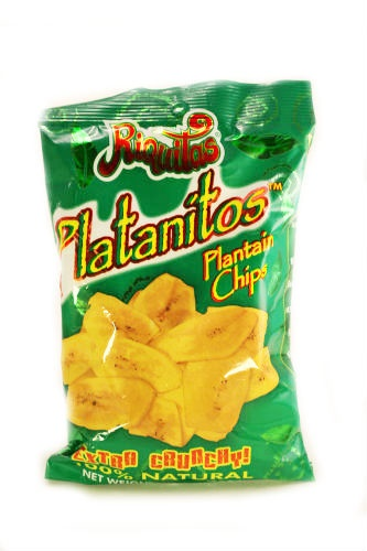 Picture of Platanitos Plantain Chips 3.5 oz Pack of 3&nbsp;- Item No.&nbsp;56869-10151