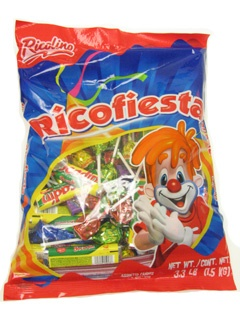 Picture of Ricolino RicoFiesta Piata Mix 3.3 LB Bag&nbsp;- Item No.&nbsp;5713