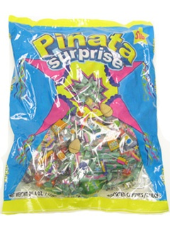 Picture of Sonrics Pi�ata Mix - Pinata Surprise Candy 5 LB Bag - Item No. 5742