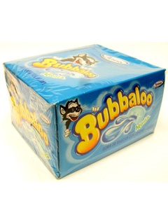 Picture of Adams Bubbaloo Bubble Gum Mint 60 pieces (Menta) - Item No. 5772