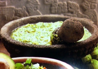 Picture of Salsa Verde - Green Sauce - Item No. 588-salsa-verde---green-sauce