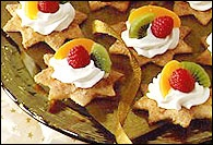 Picture of Cinnamon Crisps Dessert Recipe - Item No. 59-cinnamon-crisps