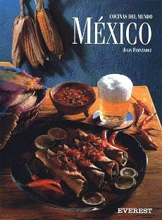 Picture of Cocinas Del Mundo -- Mexico by Julia Fernandez - Item No. 60017