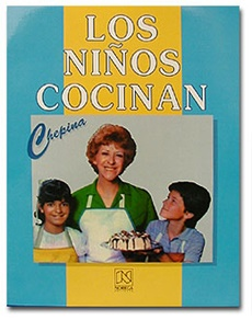 Picture of Los Ninos Cocinan by Chepina Peralta - Item No. 60023