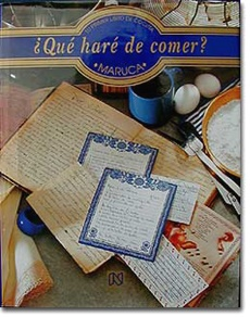 Picture of Que Hare de Comer by Maruca Arias de Noriega&nbsp;- Item No.&nbsp;60025