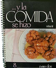 Picture of  Y la Comida se Hizo PARA DOS by Beatriz Fernandez&nbsp;- Item No.&nbsp;60037