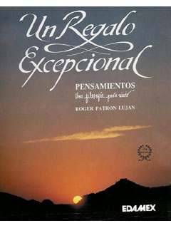 Picture of Un Regalo Excepcional by Roger Patron Lujan&nbsp;- Item No.&nbsp;60053