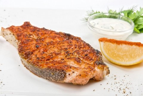 Picture of Tequila Fish Filet Saute Recipe - Item No. 601-tequila-fish-filet-saute