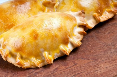 Picture of Empanadas De Cazon Fish Mexican Recipe - Item No. 605-empanadas-de-cazon