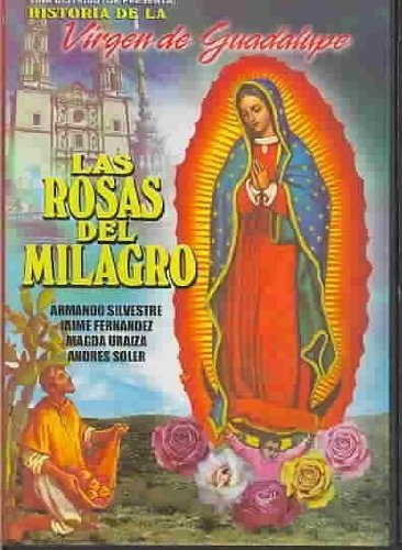 Picture of El Milagro de las Rosas -  Virgin of Guadalupe story in Spanish 1 VHS - Item No. 61006