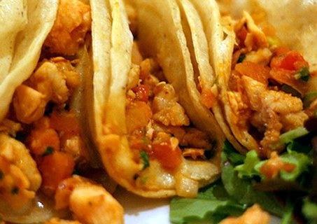 Picture of Bay of Los Angeles Lobster Tacos Recipe- Item No.620-bay-of-la-lobster-tacos